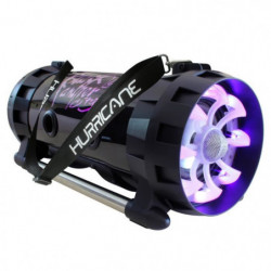 BLACK PANTHER HURRICANE LIGHT Sono mobile Bluetooth 300W