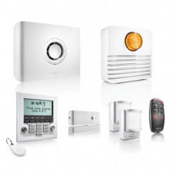 SOMFY Pack alarme maison Protexiom Ultimate GSM connectée