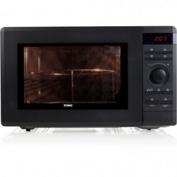 DOMO DO2336G - Micro-ondes avec grill - 36L - Puissance 1000W