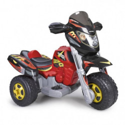 FEBER - Trimoto Xtrem Red Racer - Véhicule Electrique