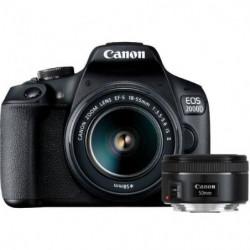 CANON EOS 2000D Appareil photo Reflex 24,1 Mpx