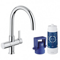 GROHE Blue Pure Kit de démarrage de filtration de l'eau