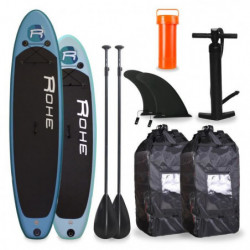 ROHE Pack Famille Paddle 10'6 + Paddle 9'0