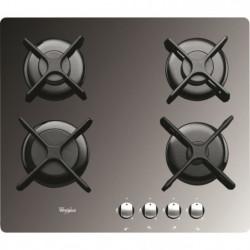 WHIRLPOOL AKT2000MR Table de cuisson gaz - 4 foyers - 7800W